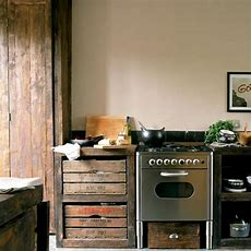 Natural Modern Interiors Kitchen Design Ideas  Recycled