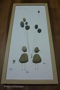 Basteln Mit Steinen : steinbild stones art steinbilder basteln mit ~ Watch28wear.com Haus und Dekorationen