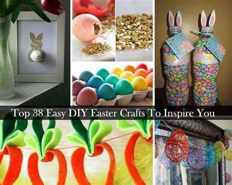 top  easy diy easter crafts  inspire  art easy