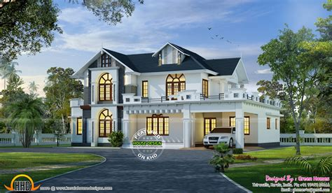 colonial style home plans wonderful house design kerala home design and floor plans