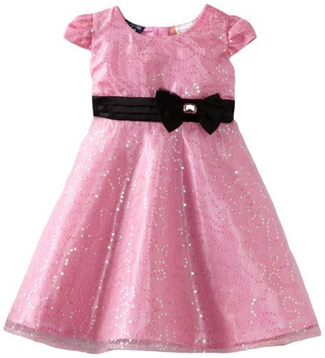 So La Vita BabyGirls Infant Sequined Dress  Baby Girl