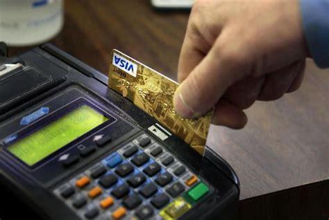 visa  mastercard users beware    percent