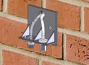 Custom Coax Connector Exterior Wall Mount Box  U2013 G1ybb Uk