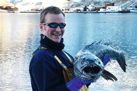 Marine biologist Dr William Reid discusses his research on ...