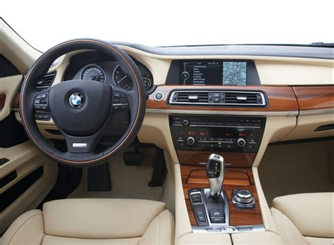 Bmw Series 7 Interior by Cool Cars Bmw 7 Series Interior
