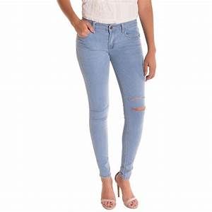 Alta Womenu0026#39;s Distressed Jeans Designer Fashion Skinny Denim 5 Pocket Pants | eBay
