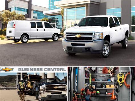 Chevrolet Commercial Vehicles Maryland Cargo Vans & Fleet