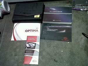 14 2014 Kia Optima Owners Manual    Handbook    Guide