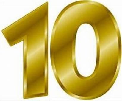 Number Number10 Facts Gold Interesting Banner Website