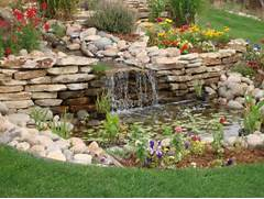 Backyard Waterfall Installation Denver Nautral Waterfall Landscape From Shoreline Landscape Design In View In Gallery A Waterfall In A Great Feature Near A Cabin Or Small Welcome To Wayray The Ultimate Outdoor Experience Photo Gallery