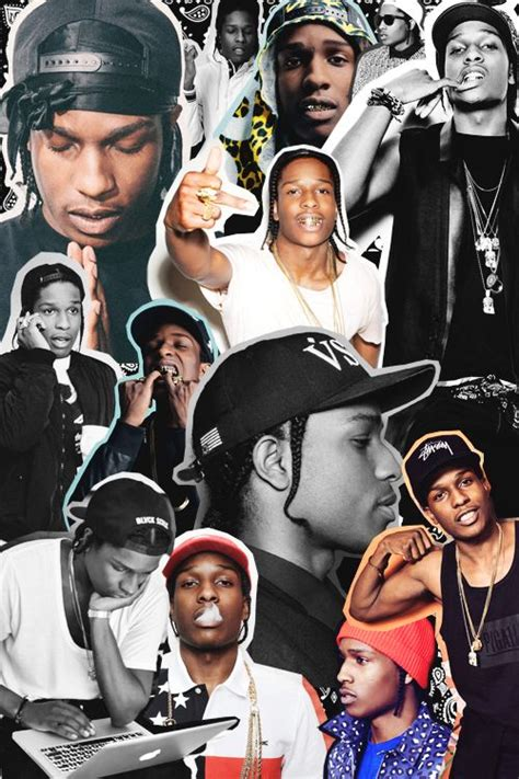 Aesthetic Asap Rocky Wallpaper Iphone by A Vpxrocky Aesthetics In 2019 Asap Rocky Wallpaper A