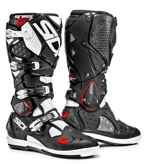 motocross boots sidi 575 00 sidi mens crossfire 2 srs offroad motocross 998331