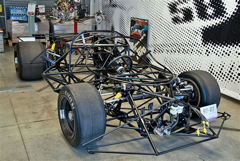 Porsche Motorsport Exhibit Type 917 Chassis