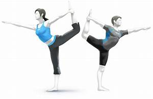 Image - Wii Fit Trainer Male & Female (SSB 2014).png ...