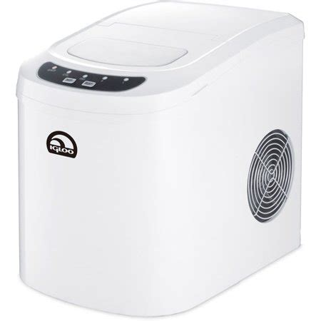 igloo countertop maker igloo portable countertop maker ice102 white