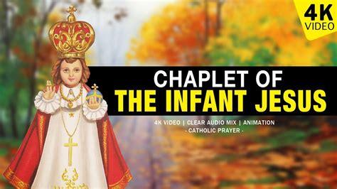 Chaplet Of The Infant Jesus Of Prague Chaplet Prayer