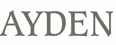 Ayden Meaning