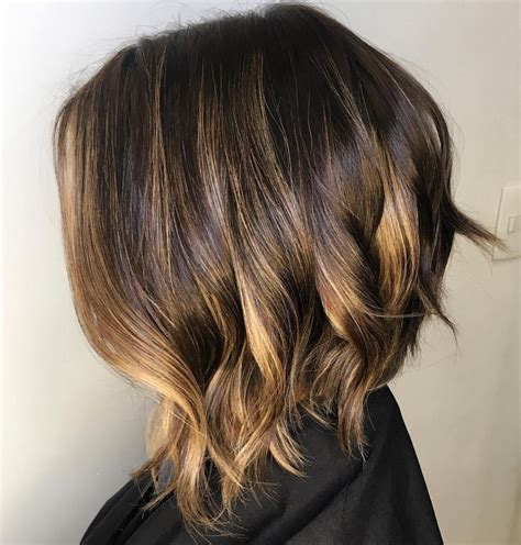 strähnchen kurze haare frisuren kurz dickes haar yskgjt