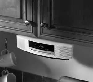 bose kitchen radio cabinet rooms