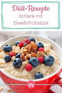 Richtiges Frühstück Zum Abnehmen : eiwei fr hst ck zum abnehmen schlank dank proteinen breakfast pinterest ~ Buech-reservation.com Haus und Dekorationen