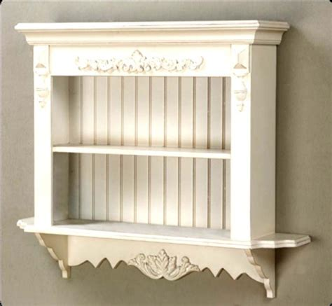 shabby chic wall shelves french shelf wall shabby chic display country wood carved