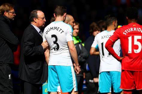 Rafa Benitez hands out his first new contract as Newcastle ...