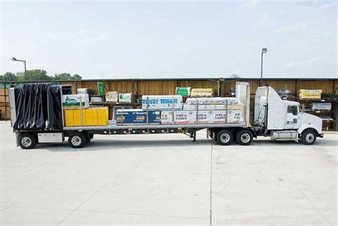 Step Deck Conestoga Carriers by Vs Conestoga Trailer Differences Frc Logistics