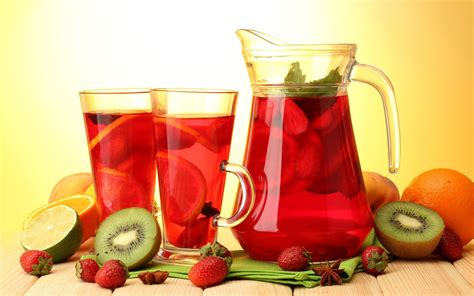 fruit drinks is fresh fruit juice good or bad for you