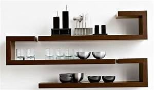 9 unique and creative modern wall shelf designs you must for Shelving designer