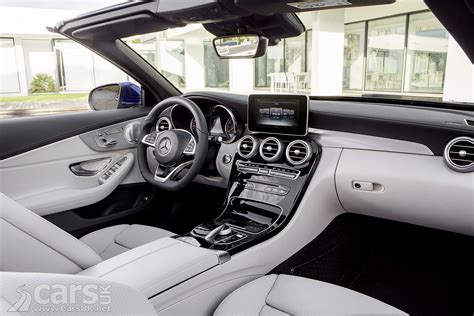 Ill be showing the interior as well the exterior. 2016 Mercedes C-Class Cabriolet Photos | Cars UK