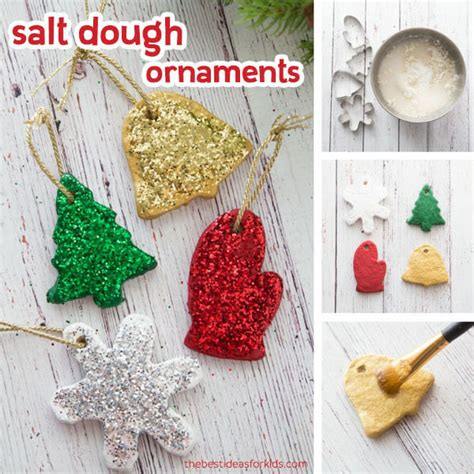 classic salt dough recipe for christmas ornaments salt dough handprint ornament the easiest way to make salt dough
