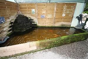 Bassin De Jardin Pour Poisson : bassin de jardin pour poisson rouge bassin de jardin ~ Premium-room.com Idées de Décoration