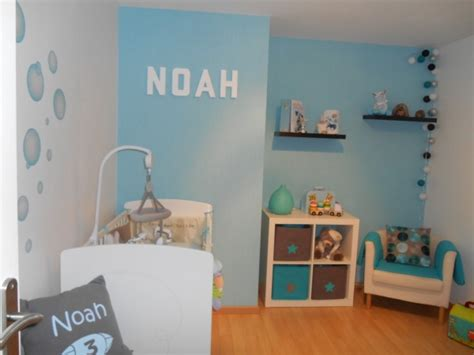 idee de deco chambre bebe garcon decoration chambre bebe bleu visuel 9
