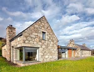 Scottish House Designs Inspiration by And Glass Torispardon House Is A Modern Take On