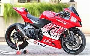 15  Modifications Kawasaki Ninja 250