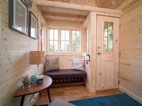 The Tiny House Bedroom by Gorgeous 172 Square Foot Tiny House With Great Use Of