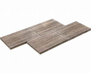 Beton Pigmente Hornbach : beton terrassenplatte istone lignum umbra 60x40x4cm bei ~ Michelbontemps.com Haus und Dekorationen