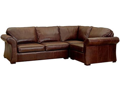 Sofa Co by Vintage Leather Corner Sofa Chatsworth Sofa