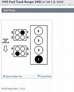 92 Ford Ranger Spark Plug Wiring Diagram