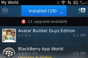 blackberry app world 3 0 managing your applications crackberry