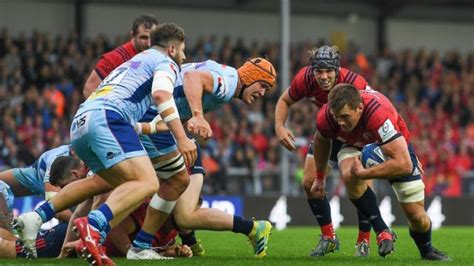 Where To Watch Munster Vs Exeter? All The TV Details ...