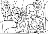 Daniel Den Lions Coloring Bible Pages Characters Colouring Printable Sheet Four Character Angel Netart Lionsden Getcolorings King Again Bar Looking sketch template