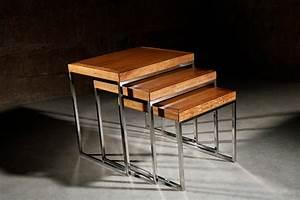 Table Gigogne Industriel : table gigogne id es inspirantes comment d corer un petit ~ Teatrodelosmanantiales.com Idées de Décoration