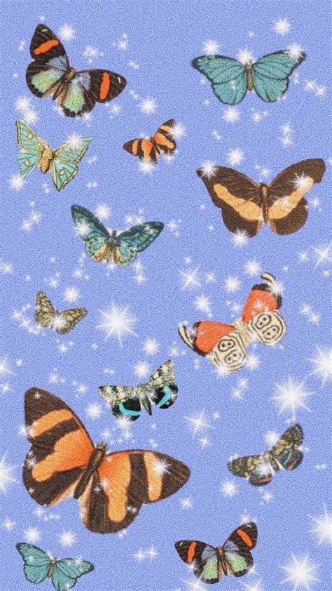 aesthetic butterfly pictures wallpapers