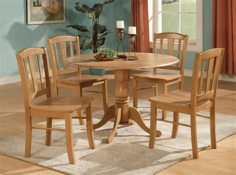 Dining Room Astounding Oak Kitchen Table Round Oak