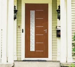 porte d entree pvc imitation bois evtod With porte d entrée pvc imitation bois