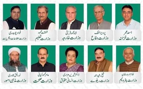 Current List Of Cabinet Ministers by No More Ministers On Tv Or Social Media They Must Focus