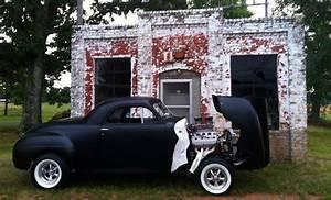 1941 Dodge Coupe Gasser Hemi