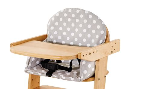 housse pour chaise haute housse pour coussin chaise haute pinolino
