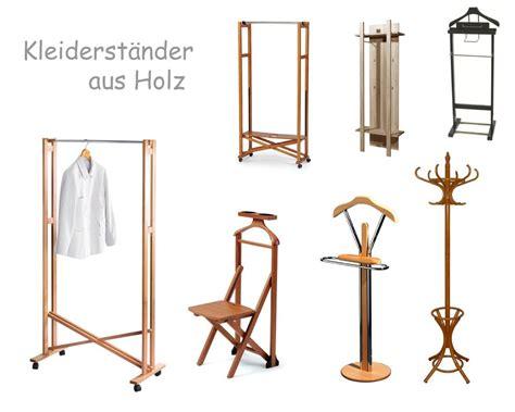 Kleiderständer Holz Auf Rollen Bvraocom